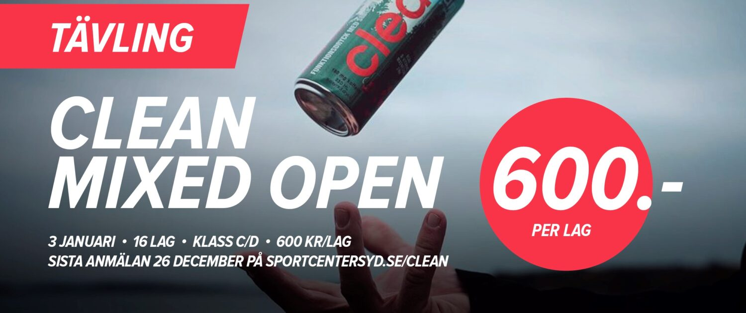 Clean Mixed Open