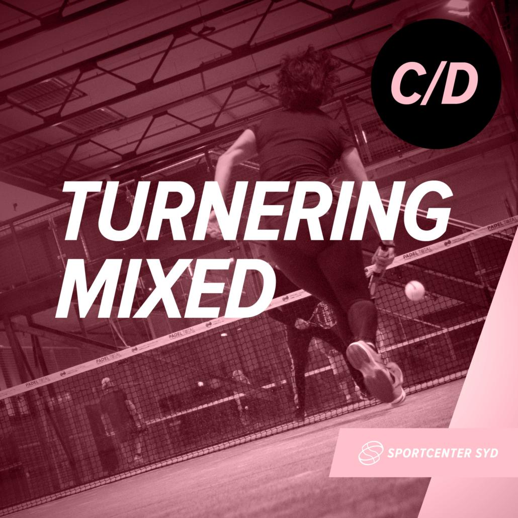 Turnering Mix C/D
