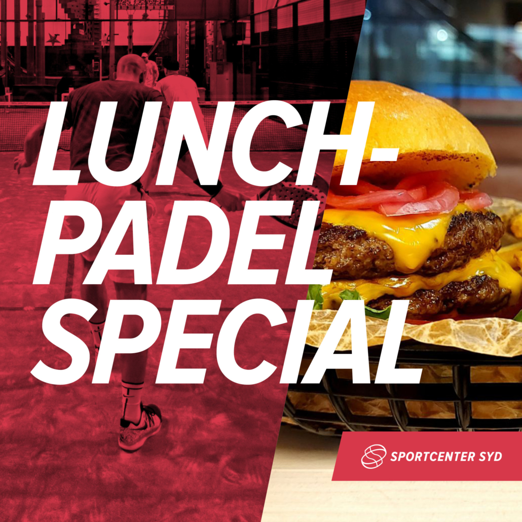Lunchpadel Special