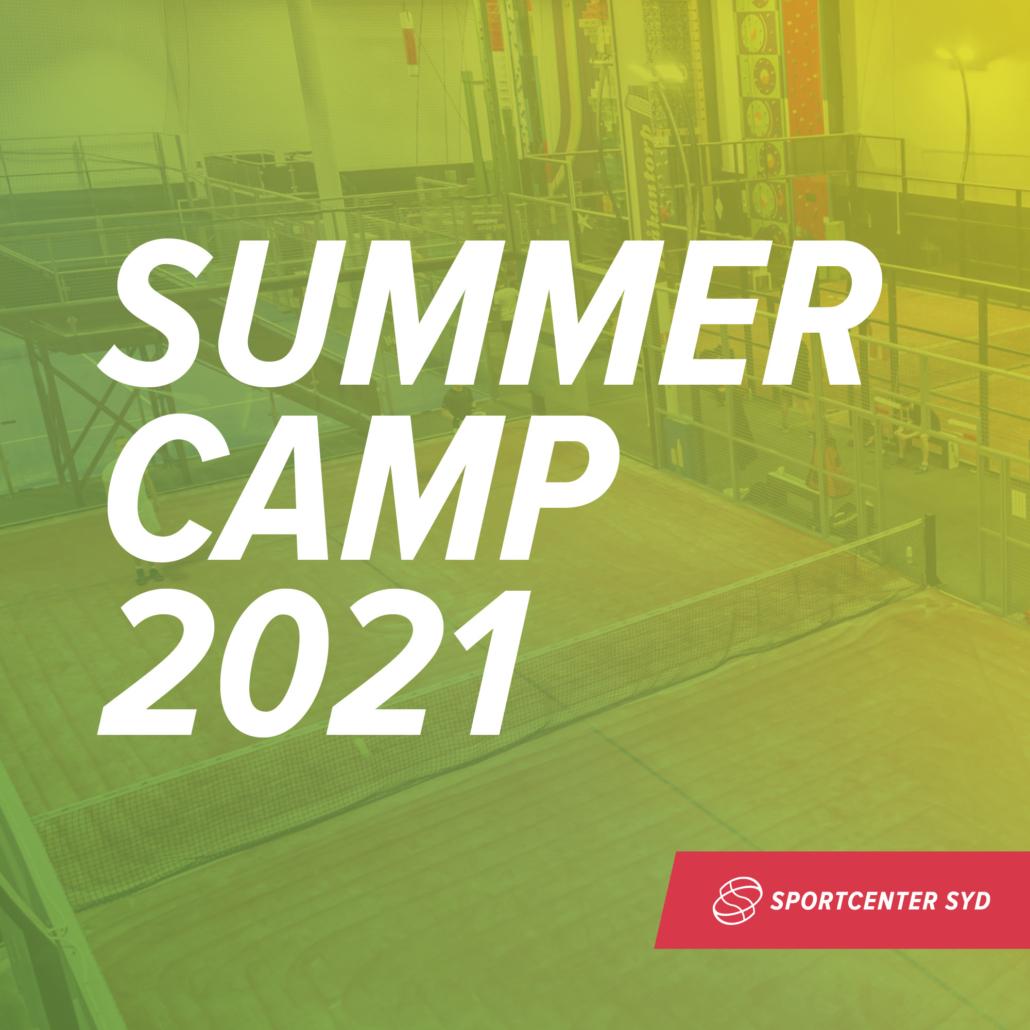 Summer Camp 2021 (födda 2008 och äldre)