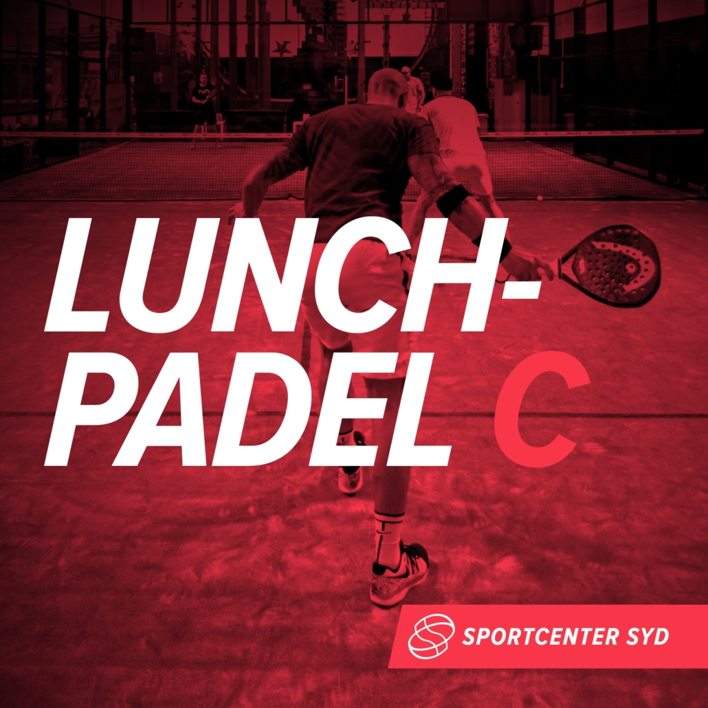 Lunchpadel för C-spelare