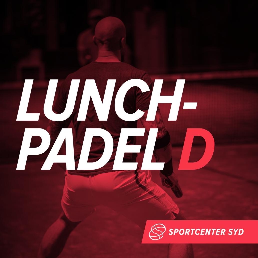 Lunchpadel för D-Spelare